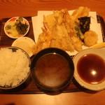 98350226 - 天ぷら定食