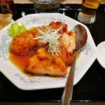 東京五十番 - セット 油淋鶏
