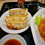 東京五十番 - セット 餃子