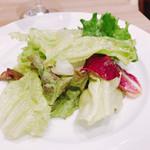 レストラン マルヤマ - サラダ