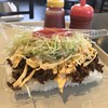 キングタコス - 料理写真:タコライス野菜チーズ