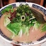 98356667 - 野菜ラーメン¥950