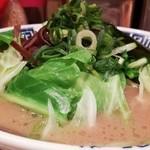 98356668 - 野菜ラーメン horizontal angle.