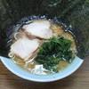 西山家 - 料理写真:のりラーメン