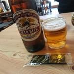 98358751 - 瓶ビールは背徳の味w 201812
