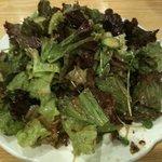 桔梗トラジ - ムンチ(グリーンサラダ)