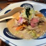 98362186 - 濃厚スープ