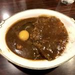 インデラ - ハード(700円)&生玉子(50円)