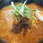 味千拉麺 - チキン南蛮定食890円のラーメン