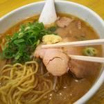らーめん喜楽 - 味噌(チャーシュー)