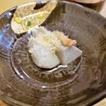寿司常 - お通し