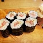 寿司常 - ねぎとろ