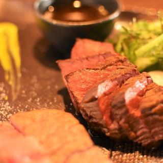 厳選和牛赤身肉、最高品質のアイオワ州ブラックアンガスビーフ