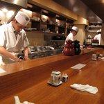 日本料理 美松 - カウンター
