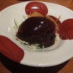 日本料理 美松 - 揚げ物(鰯のフライ)