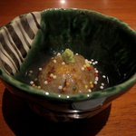 日本料理 美松 - 煮物(蓮根饅頭)