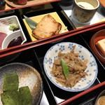 かっぽう家ぶしん - 料理写真:ぶしん定食1350円