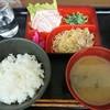 朝一 - 料理写真:朝定食¥400-