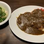 カレー和牛かつめし勝平 - 料理写真: