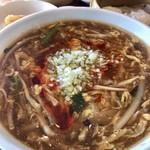 中国名菜 華林 - 料理写真:酸辣湯麺