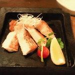 京長家 麻暖簾 - 豚ロース焼き