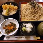食事処しんりん - 料理写真:天丼セイロセット