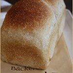 ベッカライ 徳多朗 - 食パン(名前わすれました^^;)