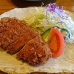 ほりき - 料理写真:なた切