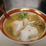 大平山 - 料理写真:ラーメン650円