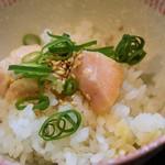 つけ麺 舞 - とりめし(一口サイズ)