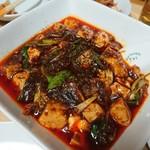 晴々飯店 - 麻婆豆腐