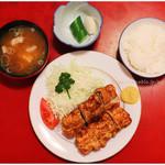 とんかつ とんき - 料理写真:串かつ