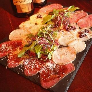 ★新定番の低温調理のお肉が絶品!