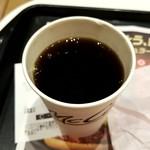 マクドナルド - プレミアムロースとコーヒー