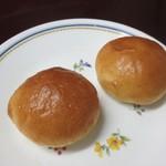 パンの店 ガッタン・ゴットン - 粒山椒ぱん