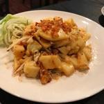 アジア ミャンマー料理 メルティン - 豆腐トッ