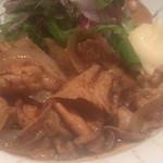 銀座 ありす - TOTORICO豚の網焼き
