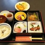 Ciro - 料理写真:日替わり和食ランチ
