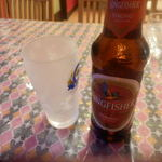 ロイヤル ナン カレー - インドビール