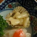 竹の子 - ラッキョウ