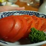 竹の子 - トマト