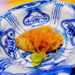 98398793 - 海老芋の鱶鰭餡