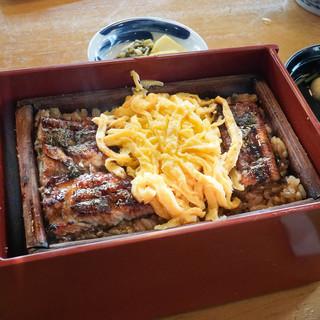 若松屋 - 料理写真:セイロ蒸し梅