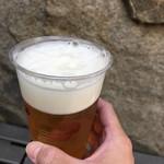 味の浜藤 - ビール 400円