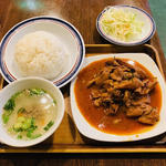 タイ屋台食堂 ソイナナ - パネーンエンヌア(780円)