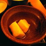 98403395 - 高野豆腐煮物(2018年12月)