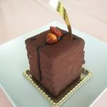おかしラボ ソレイユ ソレイル - 料理写真:ショコラ・デ・ショコラ/390円