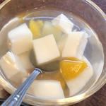 東園 - 杏仁豆腐