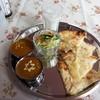 インド料理 ビシュヌ - 料理写真:インドセット
