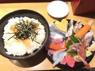 いきいき亭 近江町店 - いきいき亭丼(2000円)